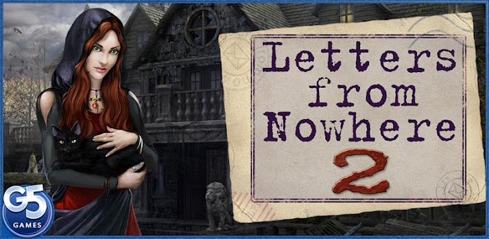 Letters from Nowhere 2 apk