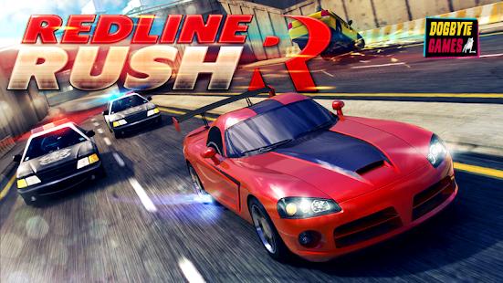 Redline Rush v1.3.1 Para Hileli Full Apk İndir
