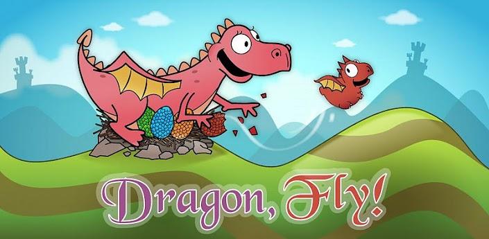 Os jogos mais viciantes para android  - Dragon, Fly!