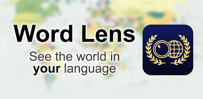 Word Lens Translator Apk v2.0