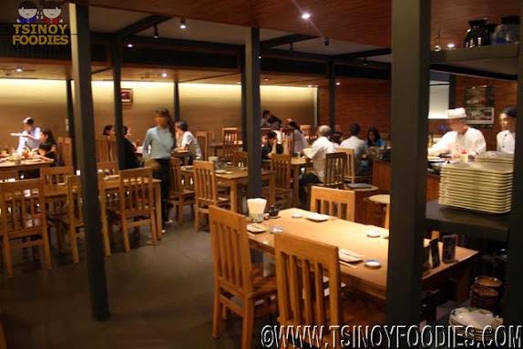 mangetsu japanese fusion restaurant