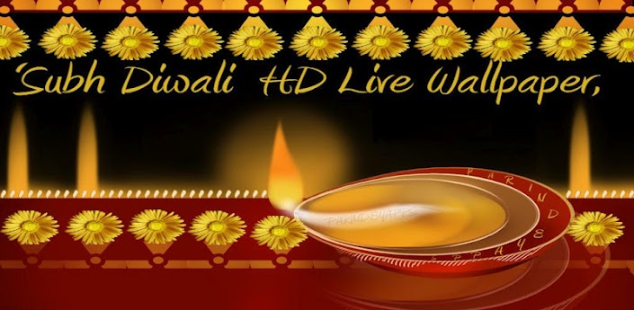 Diwali Live Wallpaper android