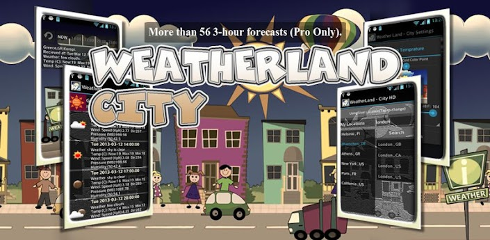 WeatherLand - City Apk v1.5