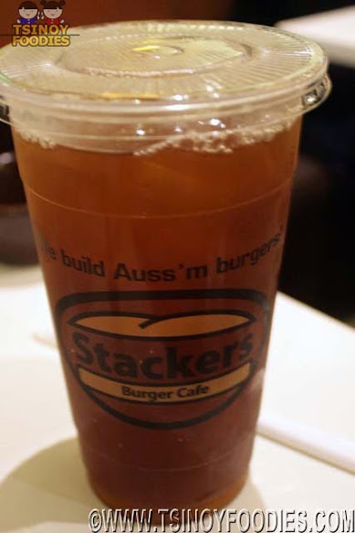 stackers iced tea