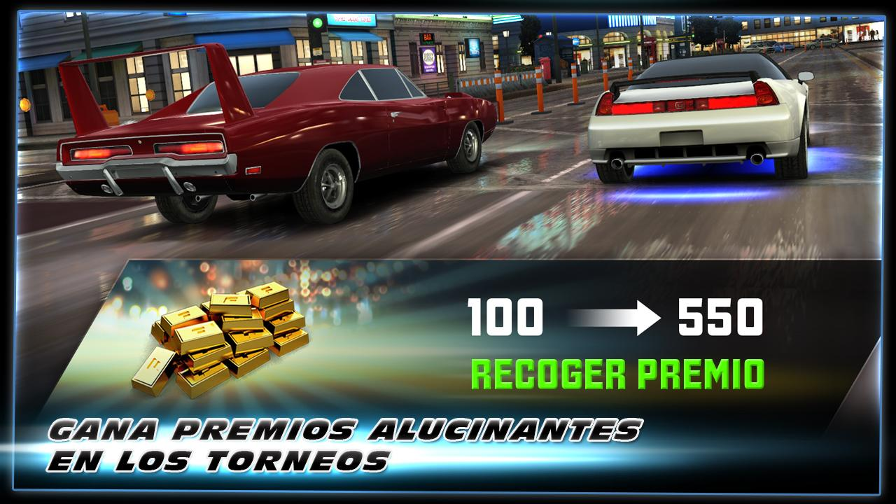 Descargar Fast & Furious 6:The Game v2.0.0 Mod apk Android Full Gratis (Gratis)