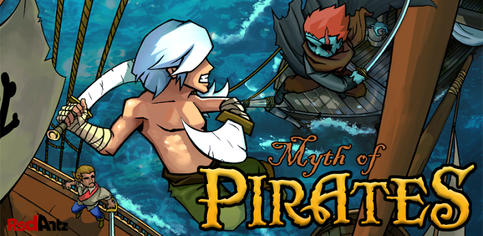 Myth of pirates v 1.0.1 Unlimited money Hack/Modded Apk