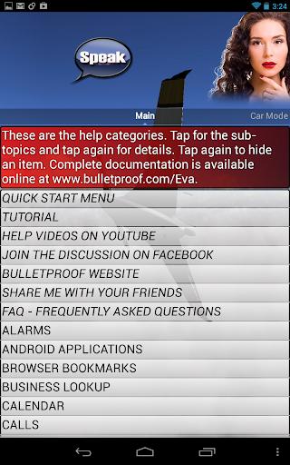 EVA - Assistant Apk v3.08