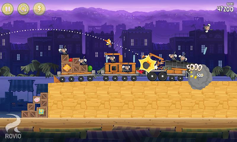 Descargar Angry Birds Rio v1.7.0 Mod(Compras Gratis) apk Android Full Gratis (Gratis)