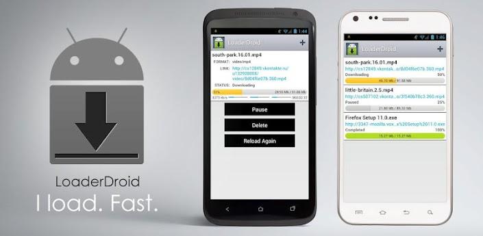 loader droid pro 1.3 apk free download