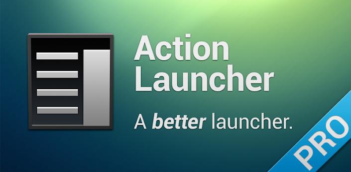 Action Launcher Pro Apk v1.7.5