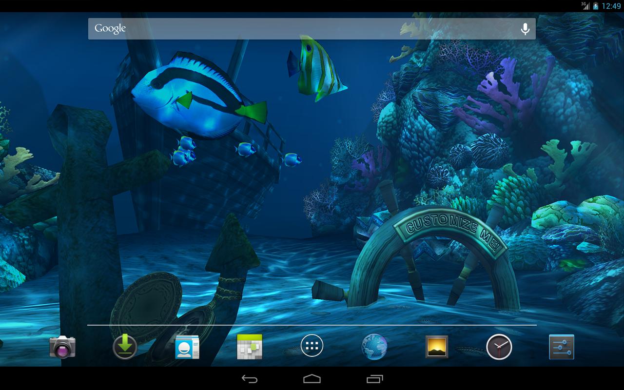 Ocean HD APK v1.4