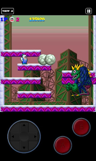 GET SNOW BROS APK - BEST ANDROID GAME 2012