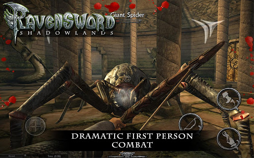 Ravensword: Shadowlands android games