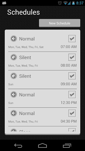 Audio Control for Android