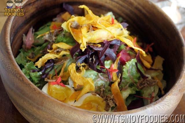 edl house salad