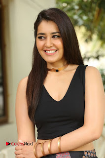 Actress Rashi Khanna Pictures at Hyper Movie Interview 0154