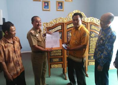 Bentuk Posko Pengaduan, Ombudsman Lampung Mediasi Pelayanan KTP el di Pesawaran