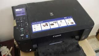 Cara Mengatasi Printer Canon Error E04, E05, E14 dan E15