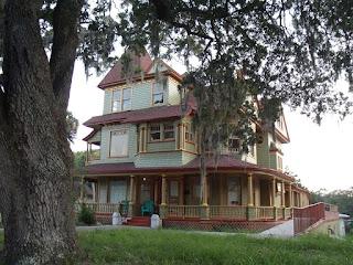 Casas victorianas en Daytona