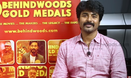Sivakarthikeyan on Behindwoods Gold Medals 2017 | June 11th