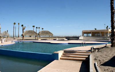 Todo listo para la reapertura del parque acuatico Santa barbara de Huatabampo