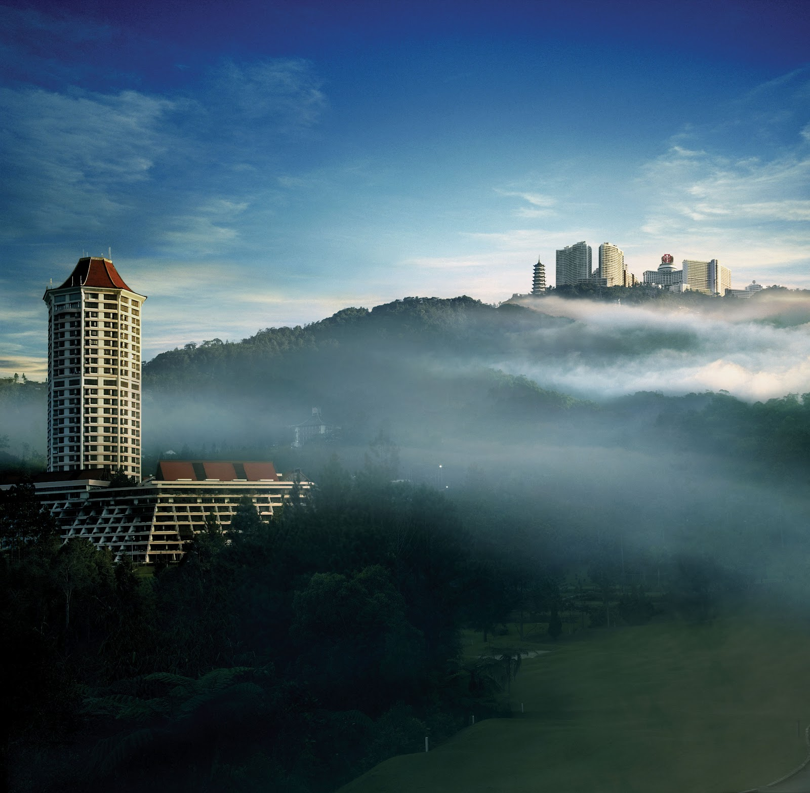Kuantanboy Journey: ~ Spooky Genting Highlands