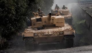 Stratfor: Τι ακολουθεί το Αφρίν – Ποιους θα βρει απέναντί της η Τουρκία