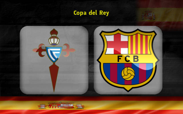 Celta Vigo vs Barcelona Full Match & Highlights 04 January 2018