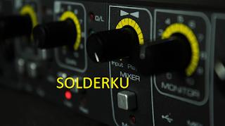 Fungsi Monitor pada Mixer Audio