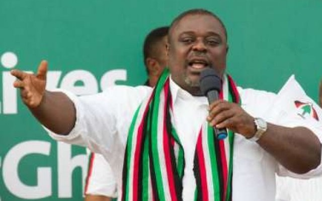 Fox FM saga: Nana Addo's thugs must be brought to book - Anyidoho