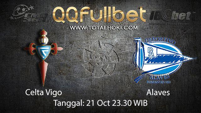 Prediksi Bola Jitu Celta Vigo vs Alaves 21 September 2018 ( Spanish La Liga )