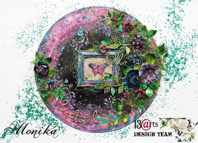 "Winyl  ""Magiczny Las""/ Vinyl Magical Forest"