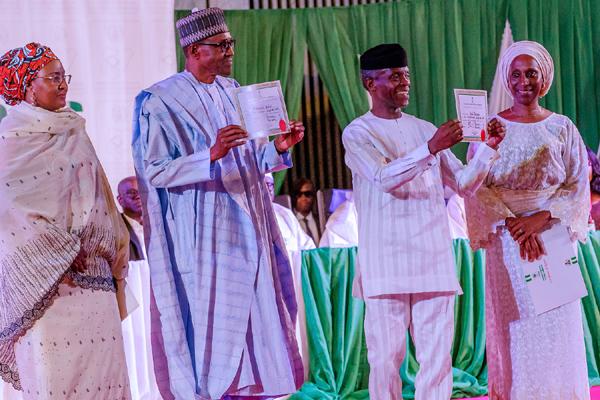 Re-election: AU congratulates Buhari