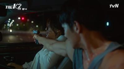 Znalezione obrazy dla zapytania The K2 drama choi Yoo Jin