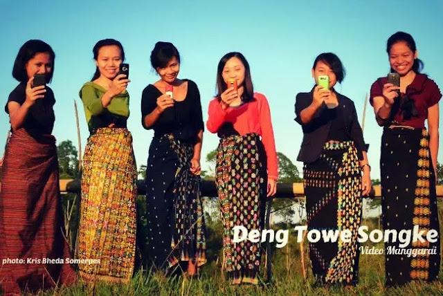 DENG TOWE SONGKE: About Falling In Love