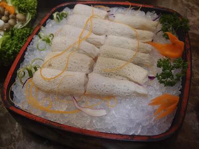 经典野生竹荪虾滑