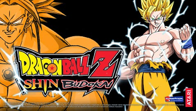 Download Dragon Ball Z Shin Budokai PPSSP ISO