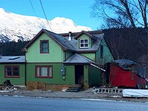 Lily Pad, Skagway AK