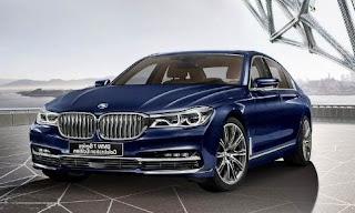 2016 BMW 750Li Celebration Edition