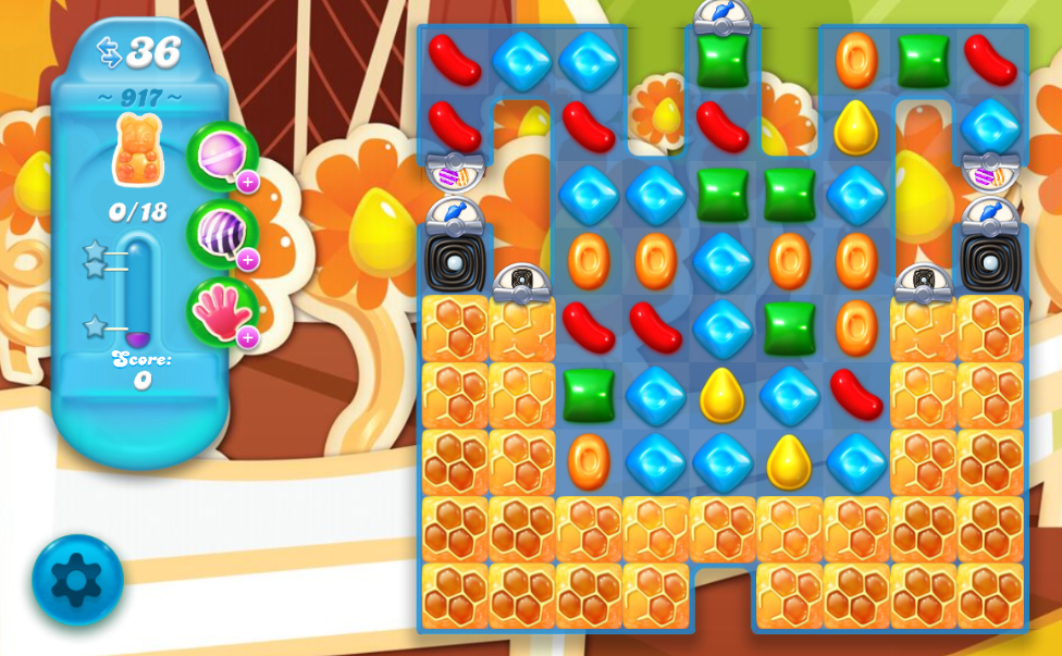 Candy Crush Soda Saga 917