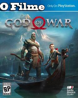 capa God of War 4 O Filme Dublado Em Português Do Brasil HD