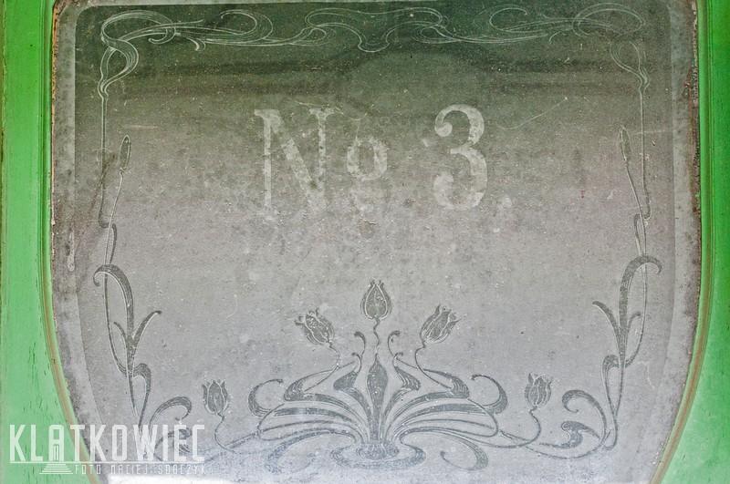 Świdnica. Kamienica. Secesja. Art Nouveau. Trawione szkło.