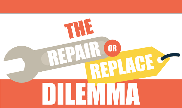 The Repair Or Replace Dilemma For Common Home Repairs