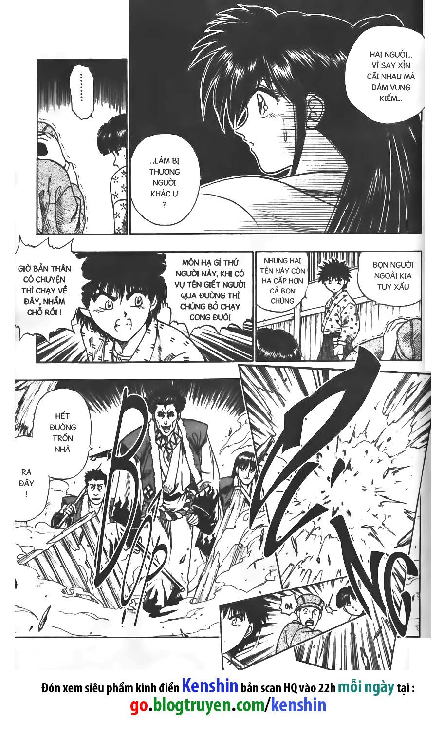 Rurouni Kenshin chap 4 trang 12