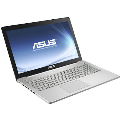 Laptop Drivers & Software ASUS N550JX