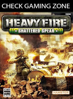 Heavy Fire Shattered Spear PC Game Free Download