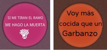 Blog Mi Boda: Camaloon sortea 30 chapas personalizadas ... - photo#8