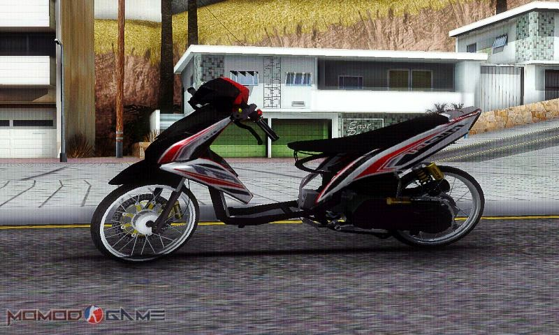 Mio GT Drag Mod GTA SA