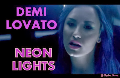 Demi Lovato new hit - Neon Lights (Official Music video)