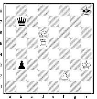 Estudio artístico de G. M. Kasparian (Campeonato de la URSS, 1949)